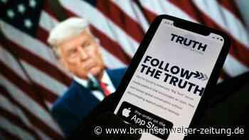 """Trump startet eigenes Online-Netzwerk """"Truth Social"""""""