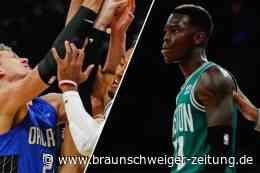 Schröder-Fehlstart bei Celtics - NBA-Rookie Franz Wagner stark