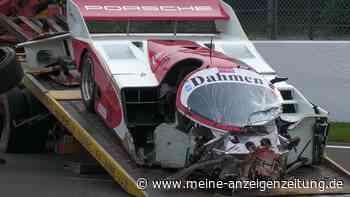 Porsche-Klassiker geschrottet – traurige Parallelen zu früherem Unfall