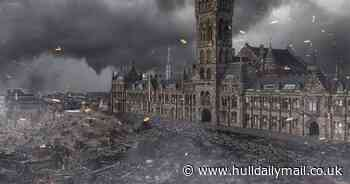 How UK would look if we deforested like in Indonesia
