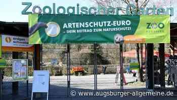 """Wegen Sturm """"Ignatz"""": Augsburger Zoo bleibt am Donnerstag geschlossen"""