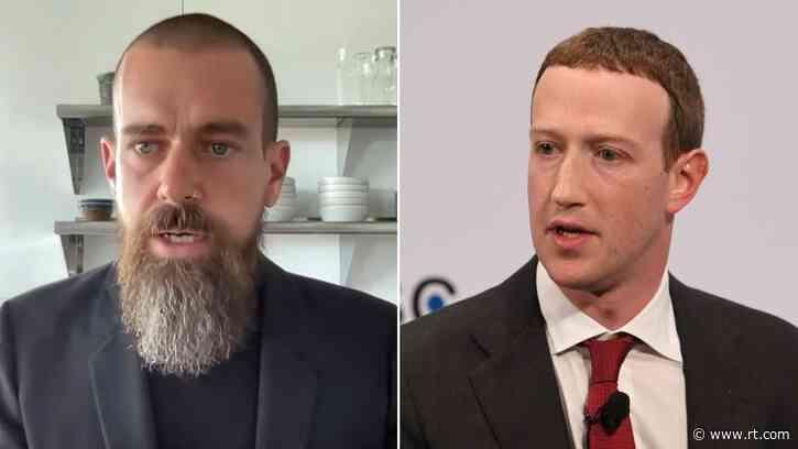'Central Intelligence Corporation': Twitter's Dorsey dunks on Zuckerberg's reported rebranding plans