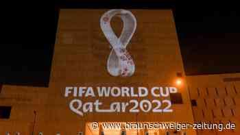 Auslosung für Fußball-WM in Katar am 1. April 2022