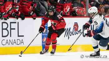 Canadian women's hockey begins Beijing 2022 prep with exhibitions against U.S.