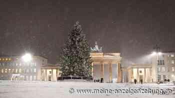 Wetter: Schnee und Eis an Weihnachten? Langzeitmodelle wagen erste Prognosen