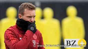 Bayern-Trainer Julian Nagelsmann positiv auf Corona getestet