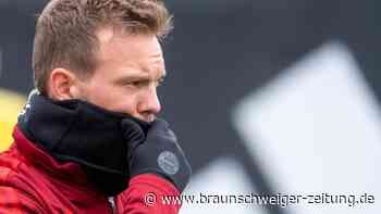 Bayern-Coach Nagelsmann positiv auf Corona getestet