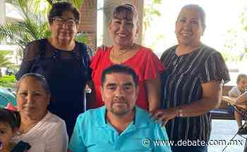 Rosario Miguel Solís Villa disfruta alegre convivio familiar - Debate