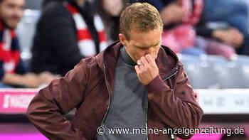 Nagelsmann positiv auf Corona getestet: Chaos-Wochen für den FC Bayern?
