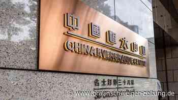 Evergrande sackt an der Hongkonger Börse weiter ab