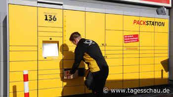 DHL baut deutlich mehr Packstationen