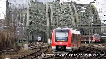 Sturm legt Bahn lahm: Welche Züge fahren nicht?