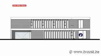 Omgevingsvergunning goedgekeurd voor nieuwe politiepost Sint-Gillis-Waas - TV Oost