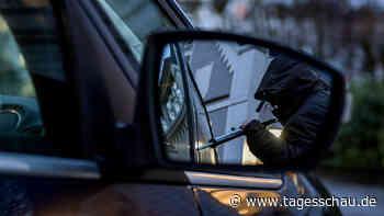 Versicherungsverband: Diebe klauen weniger Autos - aber teurere
