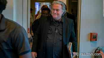 Bannon case and stalled voting rights bill show how GOP has given up on democracy