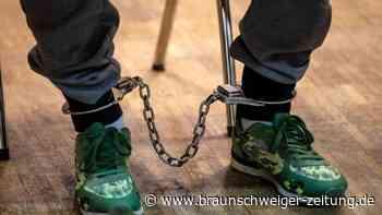 19-Jährige in der Weser versenkt - Angeklagte müssen in Haft