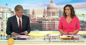Good Morning Britain doctor urged viewers not to listen to Health Secretary's Covid advice