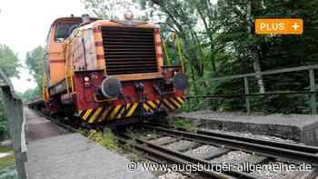 Bahnübergang statt Trampelpfad: Strecke über Localbahn wird gesichert