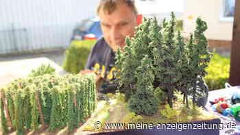 """""""Bockerl fahr zua"""": Die Botschafter der Holledau fahren mit ihrer Miniaturkunst nach Dortmund"""