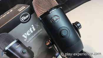 Blue VOICE Software-Update für Blue Yeti, Yeti Nano und Yeti X USB Mikrofone verfügbar - Play Experience