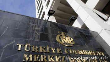 Radikaler Zinsschritt der türkischen Notenbank