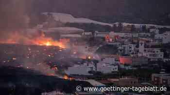 Weitere 500 Menschen müssen vor Lava auf La Palma fliehen