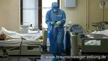 Moskauer Klinik verzweifelt an Ungeimpften