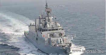 Sécurité maritime: un avion de la marine indienne déployé dans l'océan Indien - L'express Maurice
