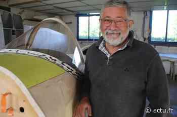 Dans le Perche, un père et son fils construisent un avion depuis 14 ans ! - Le Perche