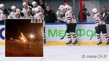 Un avion contenant 50 personnes, dont une équipe de hockey russe, effectue un atterrissage - News 24