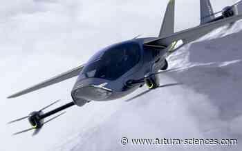 Air One, l'avion électrique à décollage vertical pour les particuliers - Futura