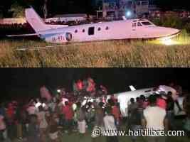 Haïti - Sécurité : Un avion atterrit d'urgence à Jacmel - HaitiLibre.com : Toutes les nouvelles d'Haiti 7/7 - Haitilibre.com