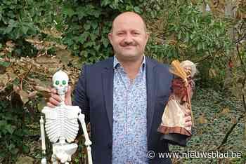 Nieuwe Halloweenwedstrijd<BR />
