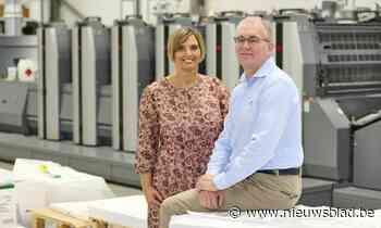 Drukkerij Bosmans investeert 1,6 miljoen in duurzame verpak... (Lommel) - Het Nieuwsblad