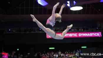 Melnikova wins women's all-around final at gymnastics worlds