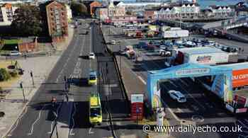 FULL STORY: Fire onboard Red Funnel ferry docking in Southampton