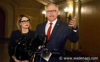 Walz, Flanagan announce reelection bid in Minnesota - Wadena Pioneer Journal