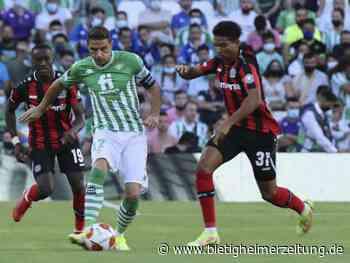 Europa Legaue: Andrich rettet Leverkusen Remis in Sevilla - Bietigheimer Zeitung