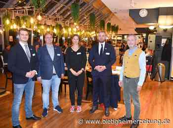 Versammlung in Bietigheim-Bissingen: Aktive Unternehmer fordern Digitallotsen - Bietigheimer Zeitung