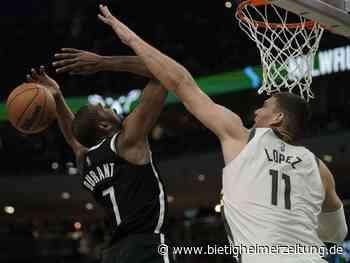 NBA: Milwaukee Bucks eröffnet Saison mit klarem Sieg - Bietigheimer Zeitung