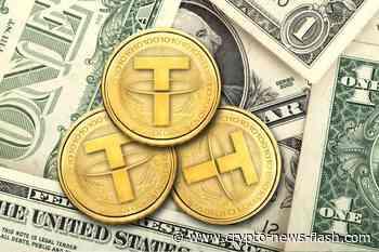 Tether steht im Rampenlicht, weil neue USDT zur Hinterlegung als Krypto-Kreditsicherheiten erzeugt werden - Crypto News Flash