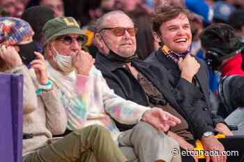 Jack Nicholson Sits Courtside At L.A. Lakers Game In First Public Appearance Since Early 2020 - ETCanada.com
