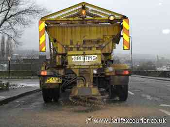 Fears over gritting lorry driver shortage in Calderdale ahead of winter - Halifax Courier