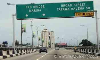 Eko Bridge rehab: Lagos releases travel advisory as FG commences phase 2 work - Vanguard