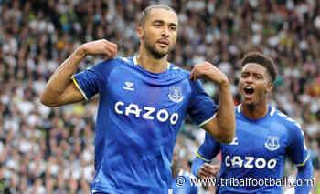 Everton admit rehab setback for Dominic Calvert-Lewin - Tribal Football