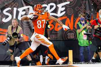 Bengals red zone rehab: How the offense plotted a course from worst to first - The Athletic