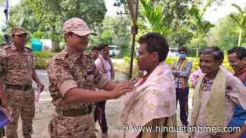 Dichotomy between Maoist surrender and rehab numbers - Hindustan Times