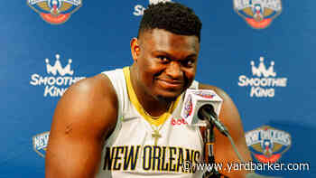 Zion Williamson's weight becoming an issue again during foot rehab? - Yardbarker