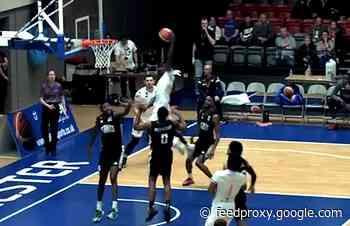 Jordan Harris explodes down the lane! BBL Top 10 Plays – Week 3
