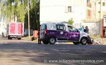 Villa Mercedes: una joven murió al chocar contra un vehículo del Sempro - El Diario de la República